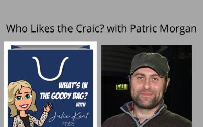 Who Likes the Craic with Patric Morgan